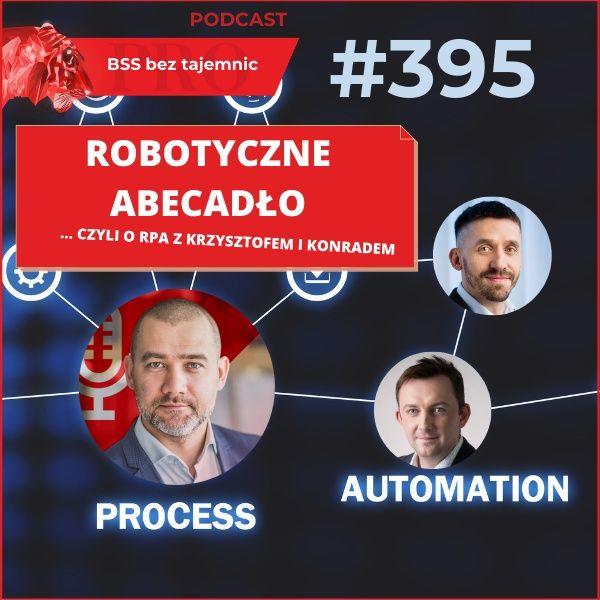#395 Robotyczne Abecadło z Krzysztofem i Konradem z Mindbox