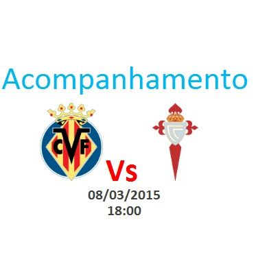 Espanha - Villarreal vs Celta de Vigo