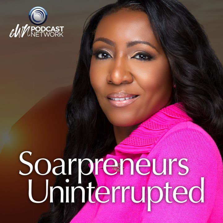 """Ep 4- """"How to be Seen, Heard and Profitable""""! Jackie Simmons on 7 Mindset Principles"""