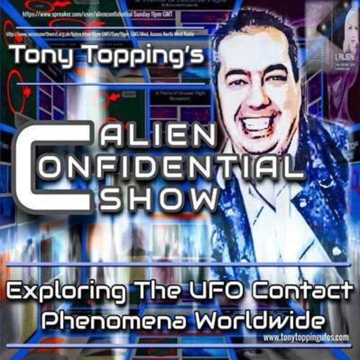 Alien Confidential Ep 1 UFO Investigator David Hodrien