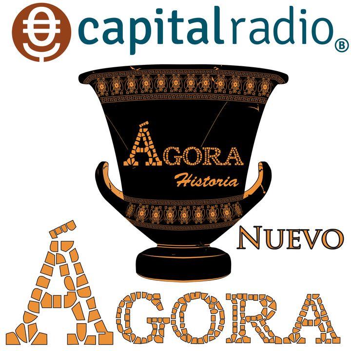 131 Ágora Historia - Polémica Altamira - Afganistán 2001 - Arquitectos dioses griegos - Paleodieta
