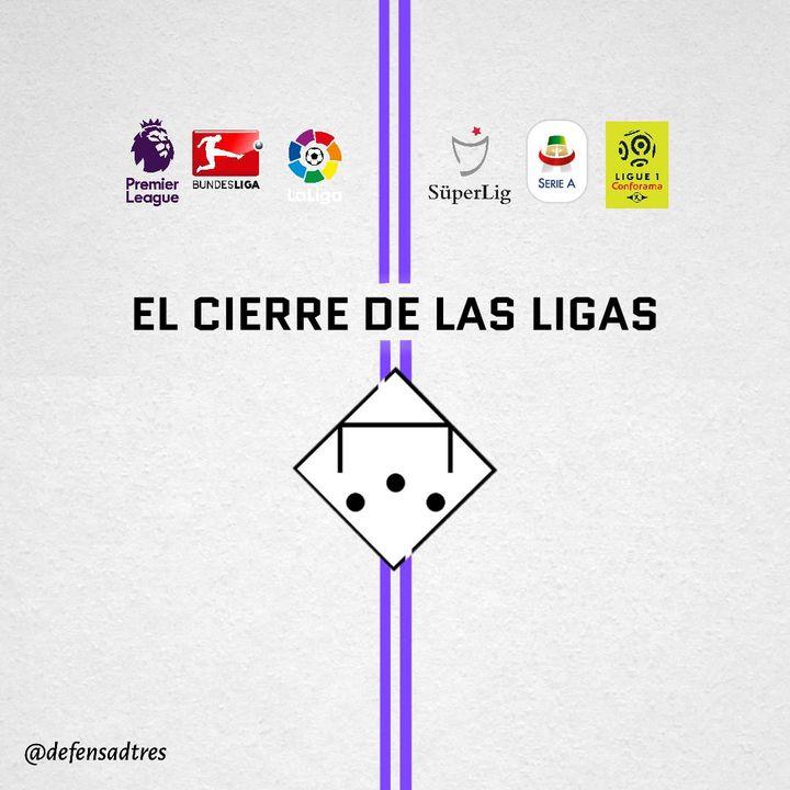 EL CIERRE DE LAS LIGAS - Defensa de Tres 25x01
