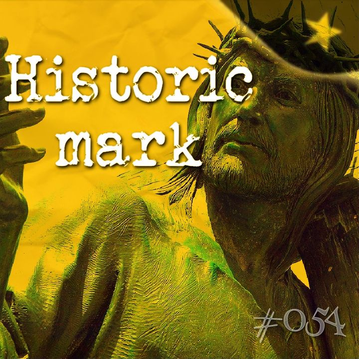 Historic mark (#054)