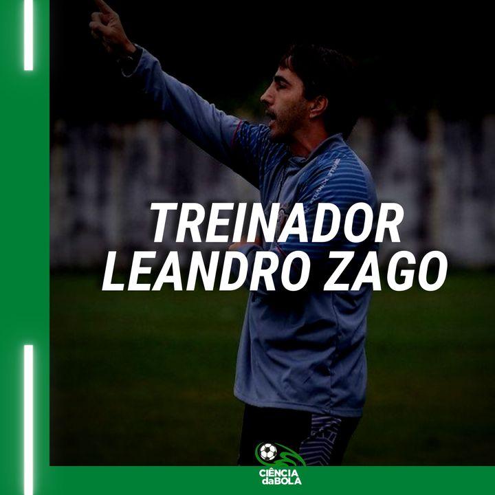 #57:  Leandro Zago | Treinador do Joinville