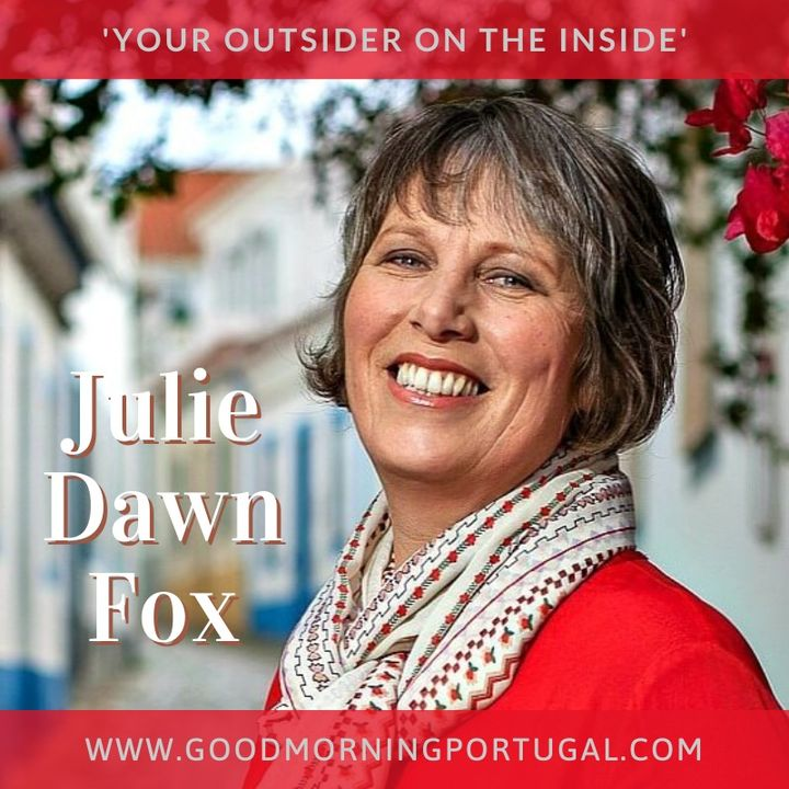 Portugal news, weather & top Portugal blogger Julie Dawn Fox