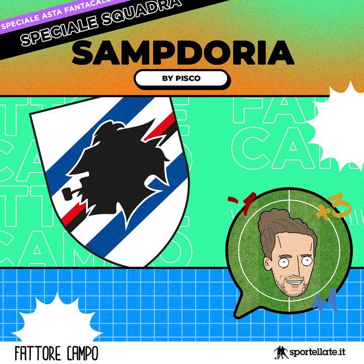 Guida Asta Fantacalcio! Sampdoria by Pisco