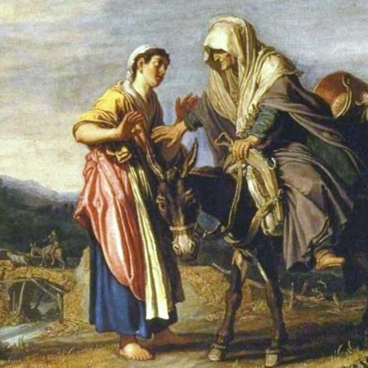 Initiative of Ruth