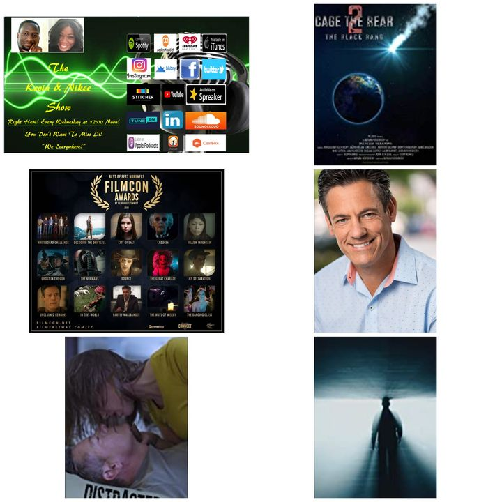 The Kevin & Nikee Show  - Mike Provenzano - Award-Winning Actor, Voice Over Actor, Artist, Producer and Model
