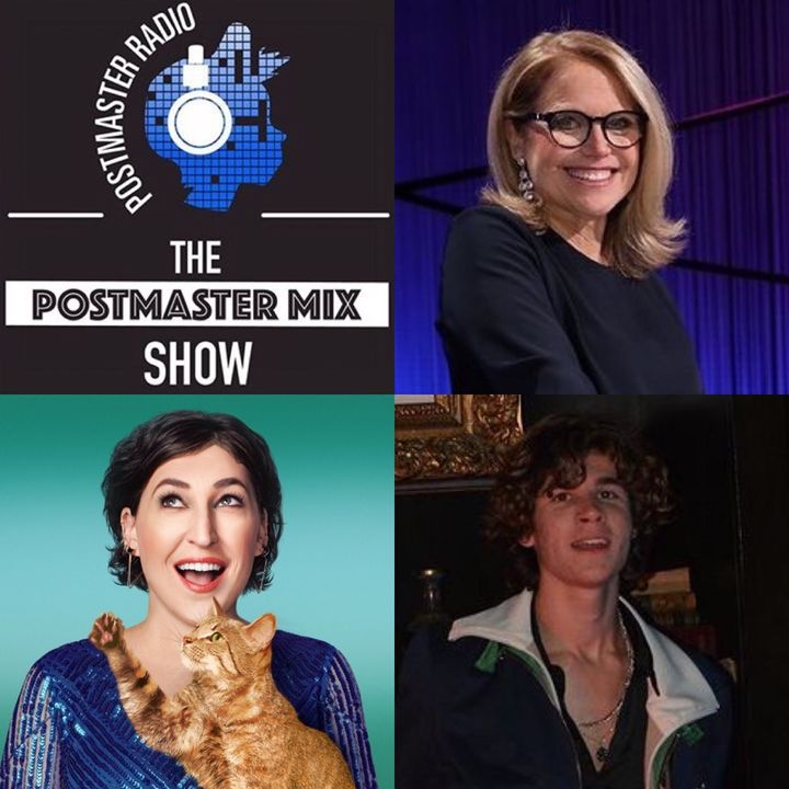 The Postmaster Mix presents: Mayim Bialik's Call Me Kat, The First Female Jeopardy Host, and more!