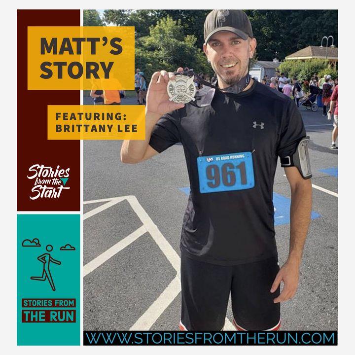 Stories from the Start | Matt, 30, Maryland