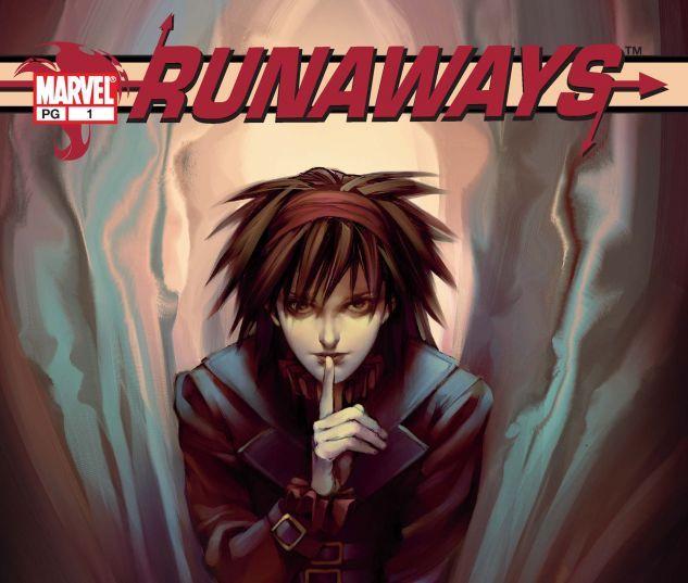 Source Material #140: Runaways (Marvel, 2003)