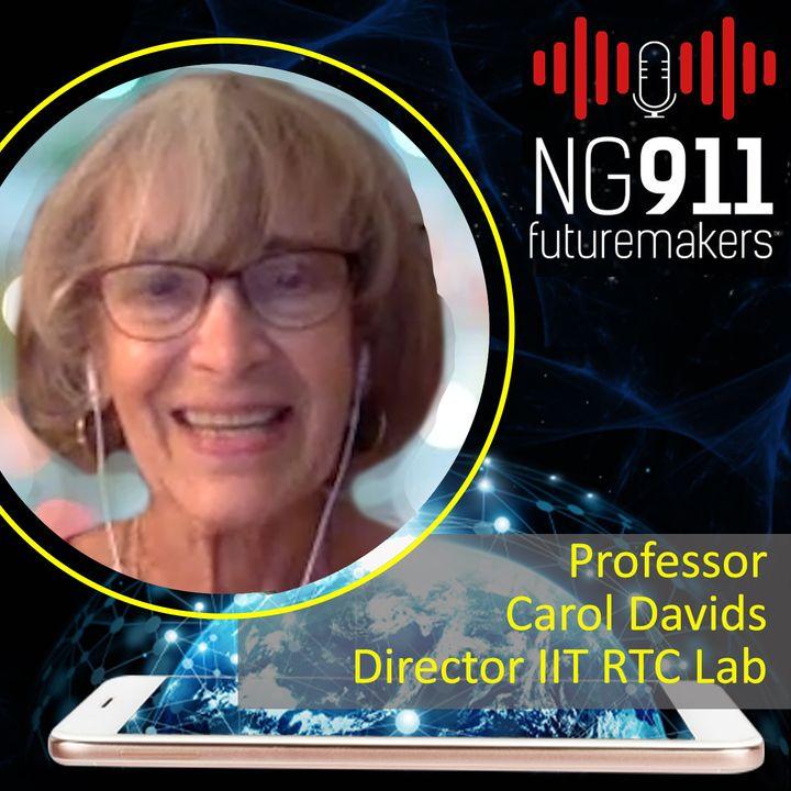 FM-013 Carol Davids NG911 Future Makers