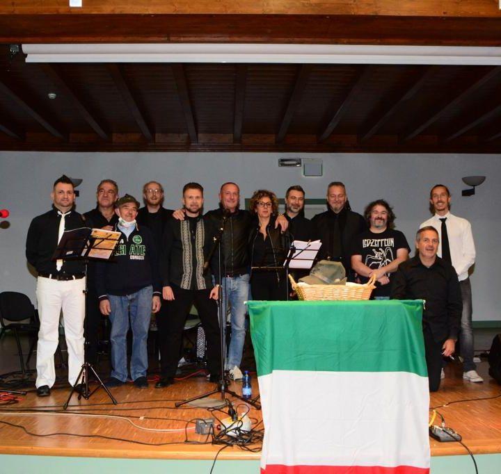 RADIO OVEST - www.radiovest.it - Diretta FB, You Tube, Twitch con il fantastico gruppo F.A.T