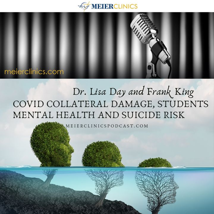 CoVid Collateral Damage, Students Mental Health and Suicide Risk