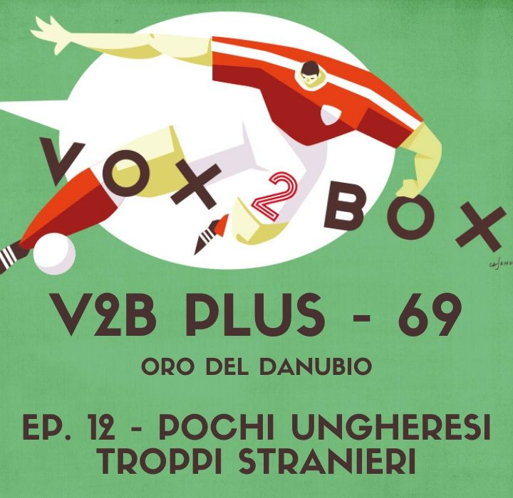 Vox2Box PLUS (69) - Oro del Danubio: Ep. 12 - Pochi Ungheresi Troppi Stranieri