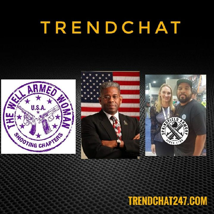 Ep. 26 - TrendChat At 2017 NRA Annual Meetings Part 1 - Allen West