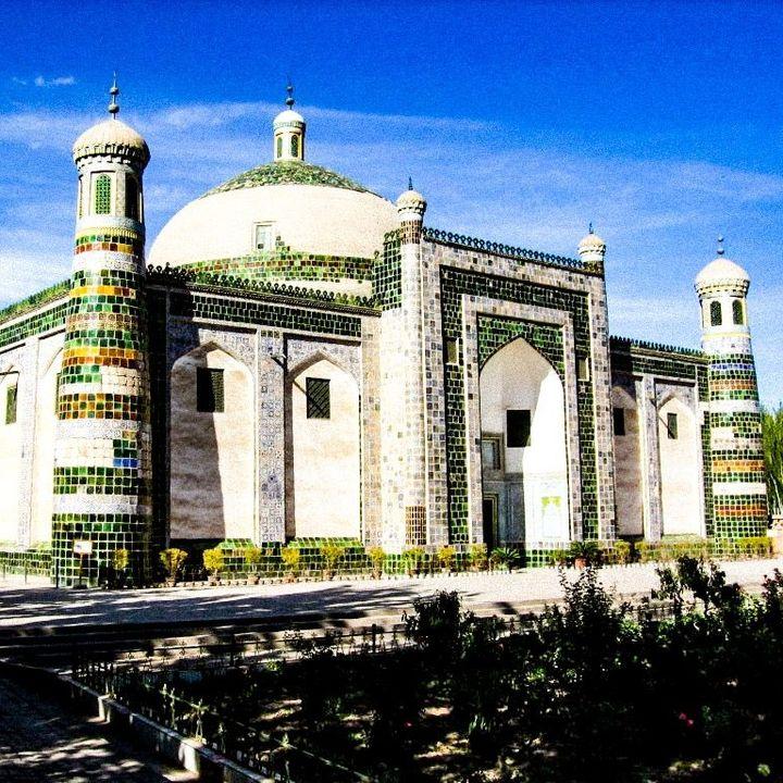 La guerra santa degli Afaq Khoja (pre-Dungan)