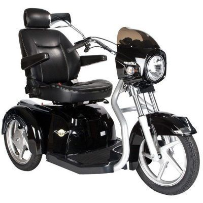 From 2 wheels on an HD to wheel wheel chair life after the HD