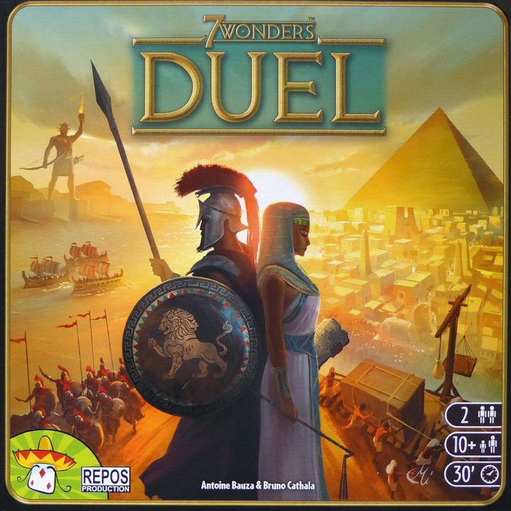 Out of the Dust Ep48 - 7 Wonders Duel, Hadara, and Catan Rise of the Inkas