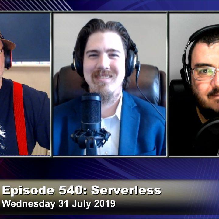 FLOSS Weekly 540: Serverless
