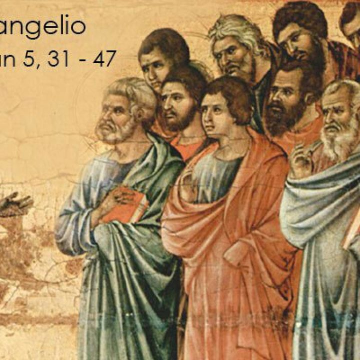 Episodio 27 - Reflexion Del Evangelio. Cuando Conoces A Dios Te Vuelves Testigo E Intercedes Ante Los Demás.