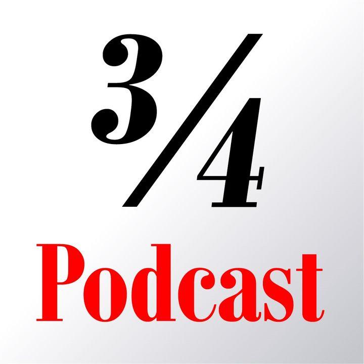 TresCuartos Podcast T2 Ep. III El otro lado de la historia II