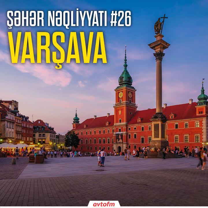 Şəhər nəqliyyatı #26 - Varşava