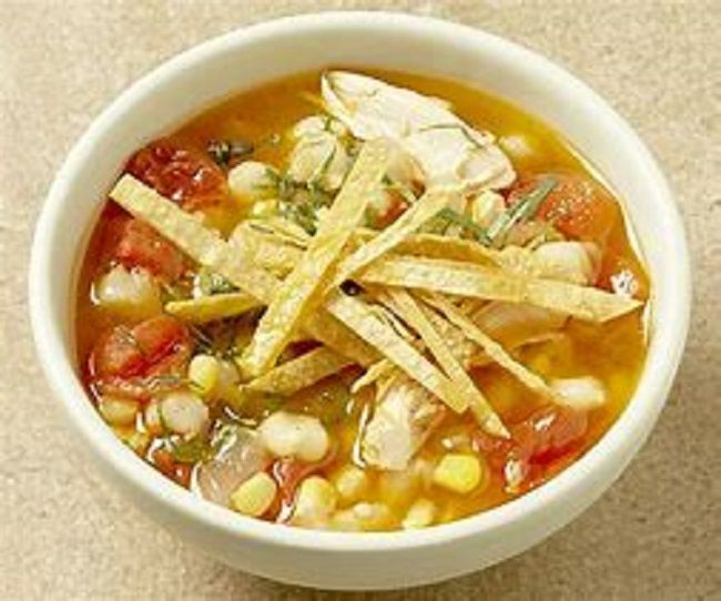 On rainy days which is it? Chicken Soup or Chilli?