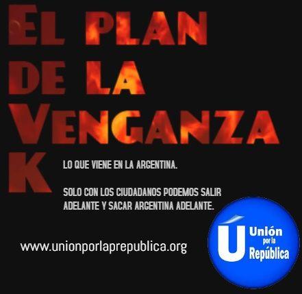 El Plan de la Venganza K
