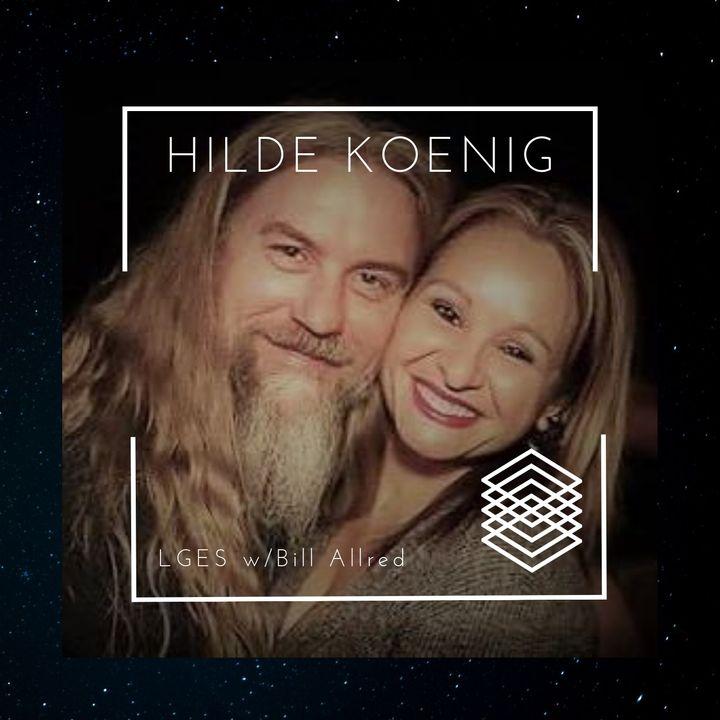 Hildegard Koenig - Ink Against Cancer: Part 1