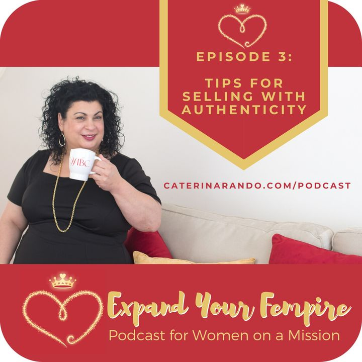 Super Tips to Sell with Authenticity