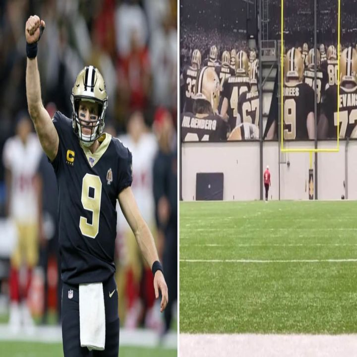 Drew Brees Over Russel Wilson The Disrespect Must Stop And More