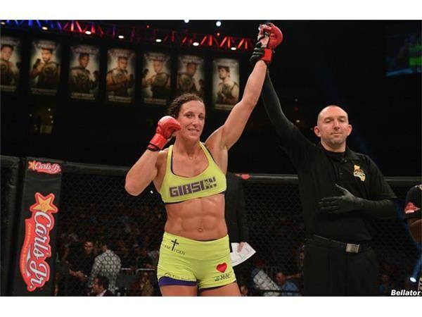 Bellator MMA's Julia Budd