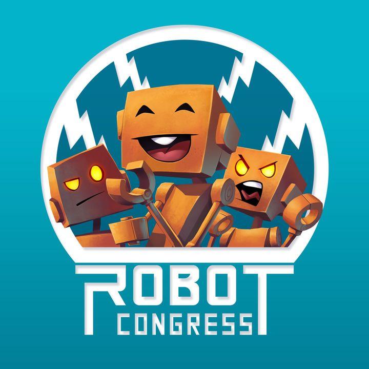 ROBOT CONGRESS - 96 - Space Force Trademark Wars