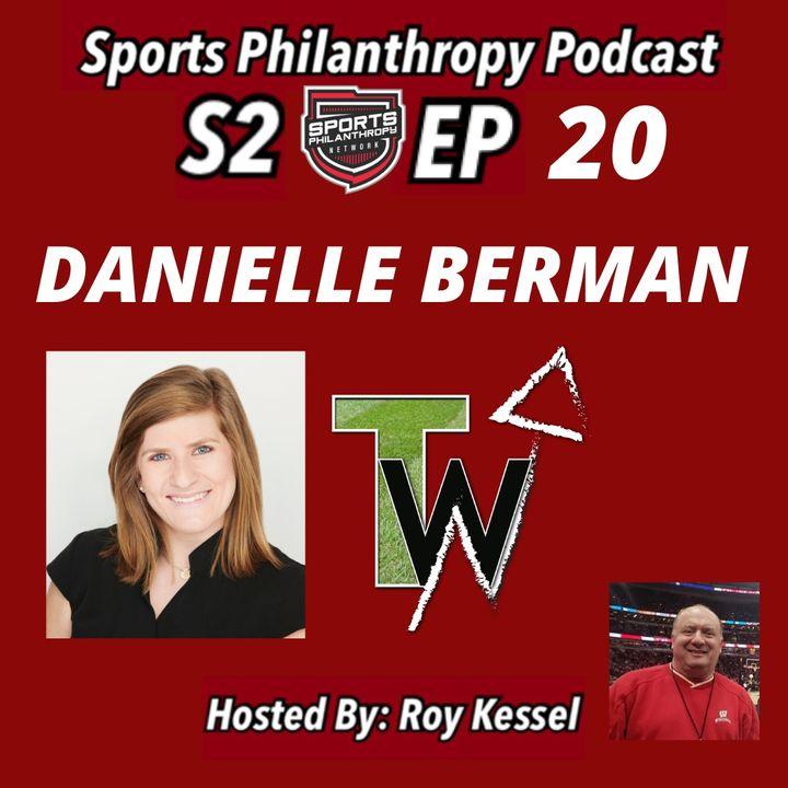 S2:EP20--Danielle Berman, Tackle What's Next