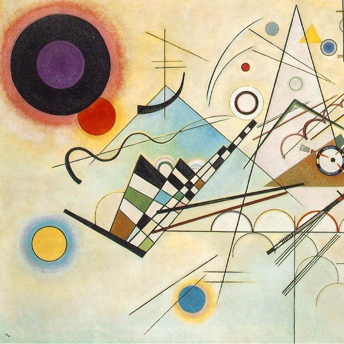 #1 Kandinsky - Un nuovo modo di fare pittura