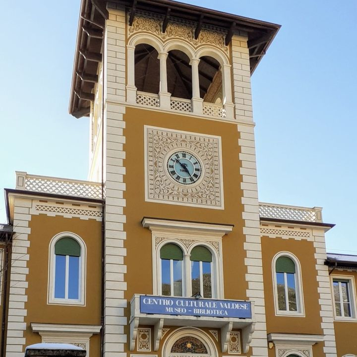 Una visita virtuale Museo Valdese di Torre Pellice