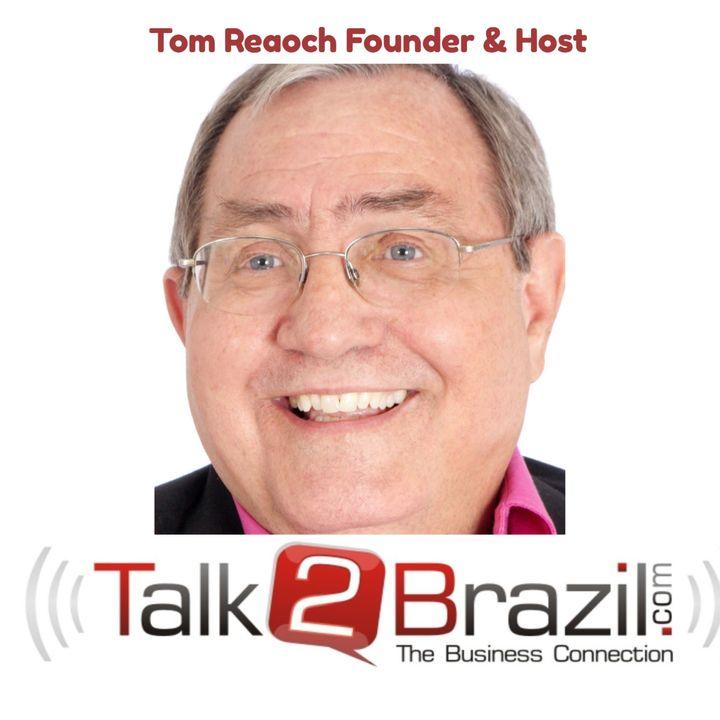 Brazil Business, Jayme Callado Neto, International Analyst, Rio de Janeiro