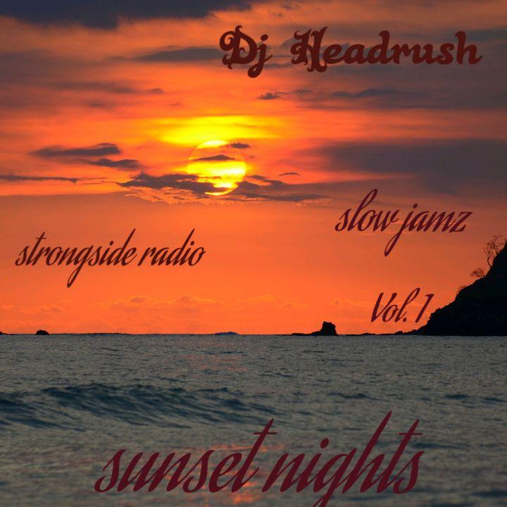 Sunset Nights Slow Jams Vol. 1