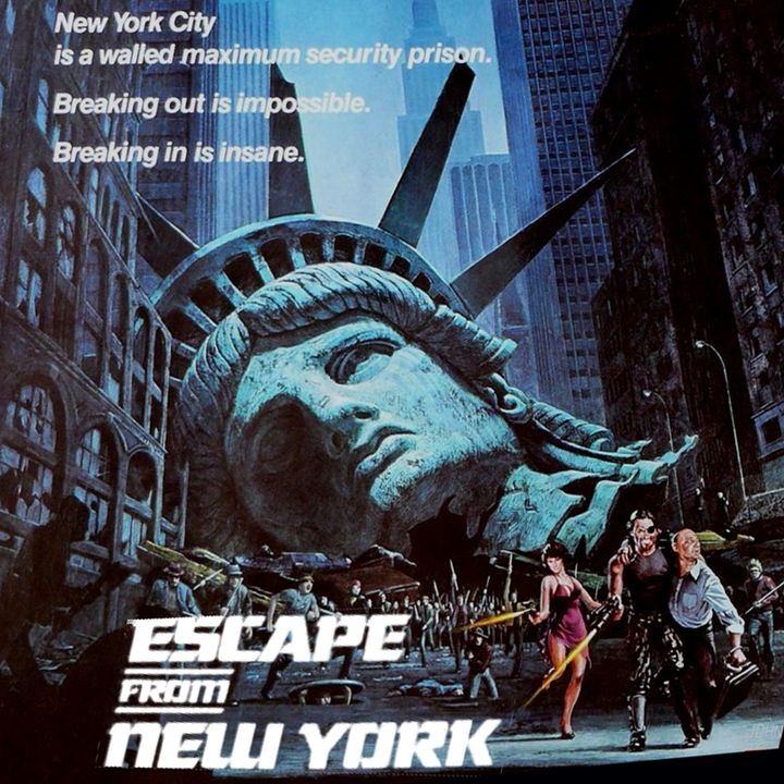Episode 517: Escape from New York (1981)