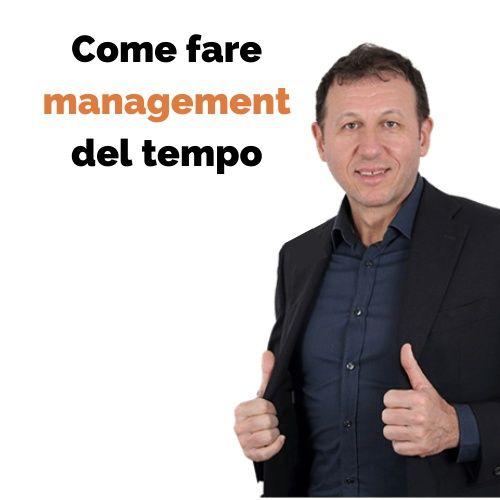 Come fare management del tempo