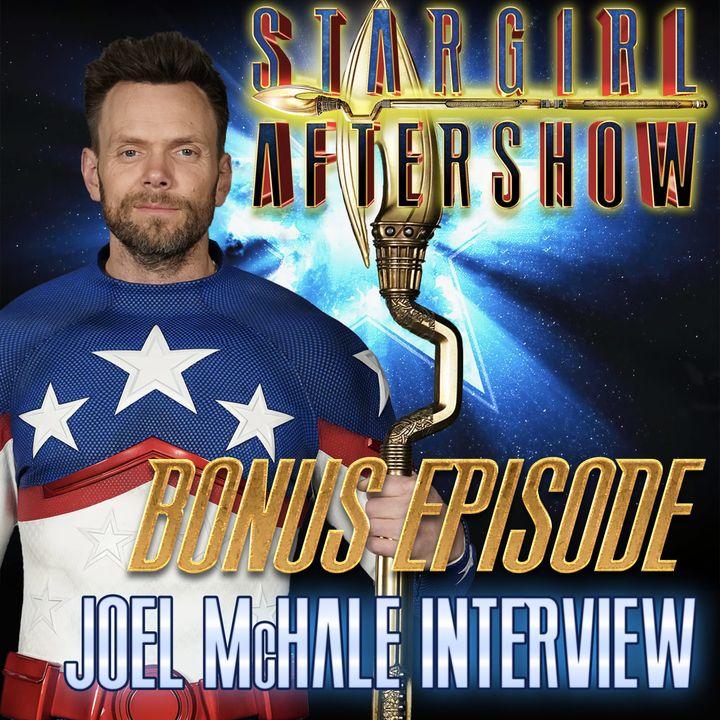 BONUS - Joel McHale Interview