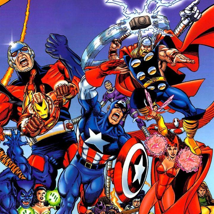 """Unspoken Issues #15 - """"Avengers"""" #1"""