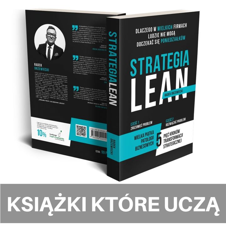 Strategia Lean - Radek Drzewiecki