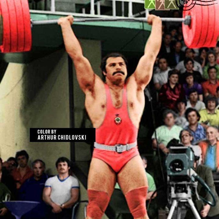 Arthur Chidlovski | 'Weightlifting was Made for Communists'