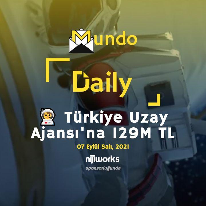 👨🚀 Türkiye Uzay Ajansına 129 M TL