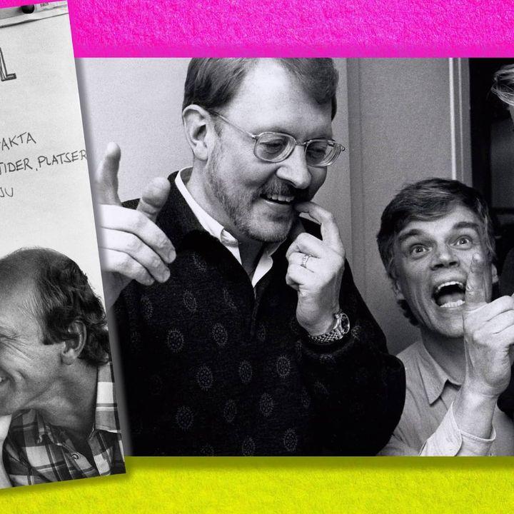 Det är ute med chefer, Det nya Hushållsutskottet & Lesbiskt det nya chica – Sommarbonus från 1989-03-24