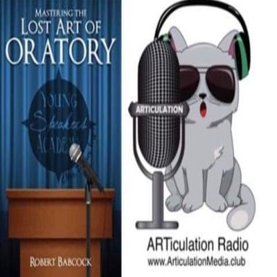 ARTiculation Radio — ELEVATING YOUR DELIVERY ( interview w/ Robert Babcock)