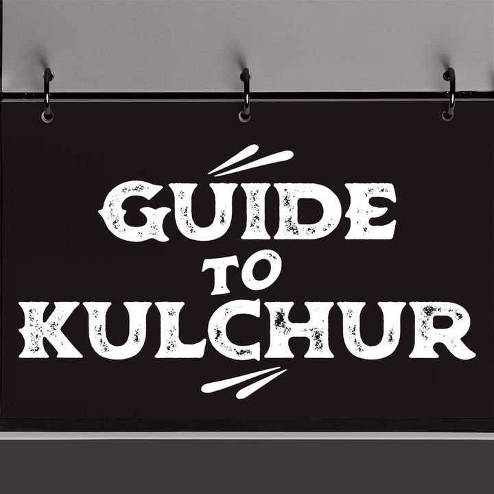 From Ukraine with Love (guest: Greg Johnson) - Guide to Kulchur, ep 8