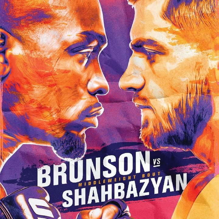 Preview Of The UFC Las Vegas5 Card Headlined By Derek Brunson Edmen Shahbazyan In A Important Middleweight FightLive On ESPN+